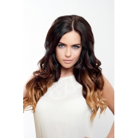 BeautyWorks Dip Dye Human Hair Extensions